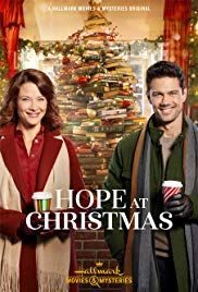 Its a Wonderful Movie - Your Guide to Family and Christmas Movies on TV: Hope at Christmas - a Hallmark Movies & Mysteries Miracles of Christmas Movie starring Scottie Thompson and Ryan Paevey! Christmas Movies On Tv, Christmas Shows, Holiday Movie, Christmas Poster, 2018 Movies, All Movies, Movie Tv, Netflix Movies, Family Movies