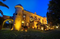 Experience a truly magical wedding day at your very own castle by the sea, at Castello Di San Marco. Situated in Western Sicily, the hotel is perfectly posi . Sicily Hotels, Italy Magazine, Inexpensive Wedding Invitations, Foto Blog, Baroque Architecture, Catania, Italy Wedding, Hotel Spa, Luxury Travel