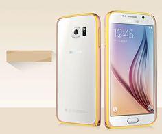 Metal Bumper Case for Samsung Galaxy S6 - iSpeckCase.com http://www.ispeckcase.com/samsung-smartphone/galaxy-s6-case/10037
