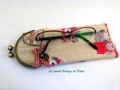 Funda+para+gafas+con+boquilla+-+Buhos-+de+La+Tienda+Vintage+de+Kima+por+DaWanda.com