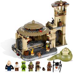 LEGO Star Wars Jabba's Palace $120
