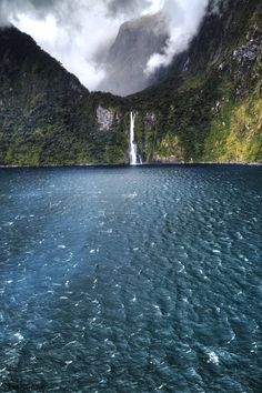 Doubtful Sound, New Zealand.