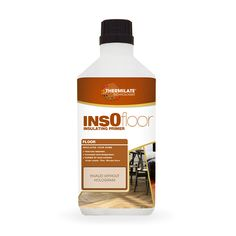 Insulating, floor and carpet primer, find out more at - http://www.ipaintstore.co.uk/