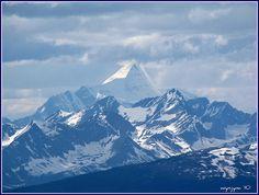 Mount Robson, British Columbia, via Flickr.