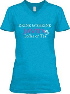 Drink & Shrink. Javita Weight Loss Coffee & Tea