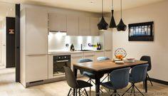 Restructuration d'un appartement à Boulogne Billancourt, Anne Catherine Pierrey - Côté Maison Projets
