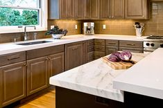 Designer Spotlight | Power Construction #Caesarstone #quartz #interiordesign #kitchen #bath #masterbath #remodel #renovation #modernhome