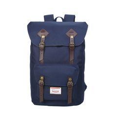 d1357ff54f81 Korean Nylon Backpack Women School Bags for Teenage Girls Cute Bookbags  Vintage Laptop 15 inch Backpacks