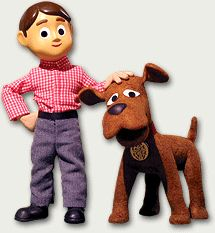 Davey and Goliath...Omg....My favourite show, as a little girl.....I still remember <3
