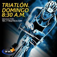 En vivo por TD+ Canal 15 de #Cabletica y http://www.teletica.com este domingo a las 8:30 a.m.
