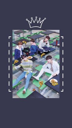 Look at them princes😄 Dog Wallpaper, Korean Bands, Fan Art, Fandom, Boy Groups, Memes, Wallpapers, Kid Sister, Toddler Girls