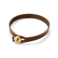Leather Bracelet Simple And Cute