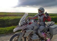 Never Stop Traveling! #adv #WWT  Photo from Stephanie Rowe
