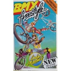 BMX Freestyle for Amstrad CPC from CodeMasters