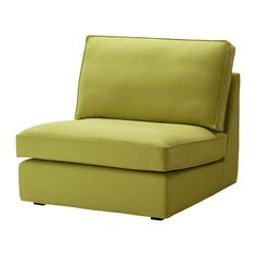 KIVIK 1-zitselement - Dansbo geelgroen  - IKEA