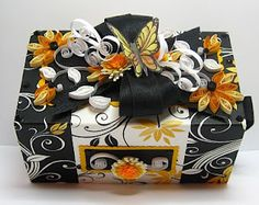 decorative soap boxes for gifts and things. I'm constantly floored by other people's creativity.