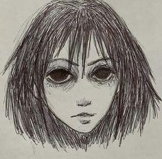 Indie Drawings, Art Drawings Sketches Simple, Pencil Art Drawings, Dark Art Illustrations, Illustration Art, Blood Art, Emo Art, Trash Art, Grunge Art