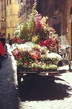 Flower delivery ...