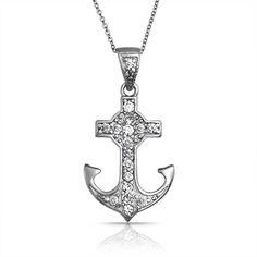 Royal Navy Necklace