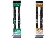 KRAVE® 500 - Disposable Electronic Cigarette