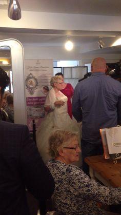 #HartVanNederland #pretty #bride #beauty #WomenWants #Zaandam