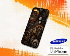 Steampunk Case For iPhone 4 4S 5S 5C and Samsung by WolesIsSelow, $12.99