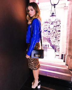 """26.5 mil curtidas, 110 comentários - Thássia Naves (@thassianaves) no Instagram: """"#aboutlastnight 💙🐯 