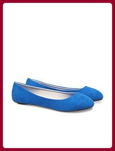 ONLY Damen Schuhe Ballarina True Blue 38 - Ballerinas für frauen (*Partner-Link)