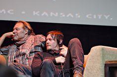 Norman & Greg in KC! :D Woot woot :D