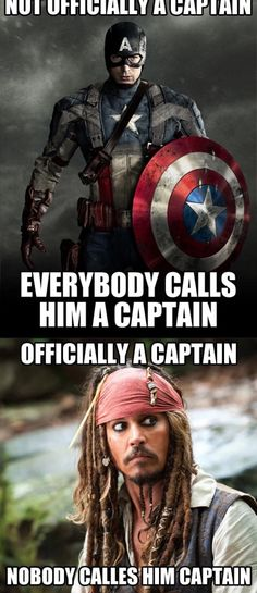 yeah this! why is CAPTAIN jack sparrow being outraged