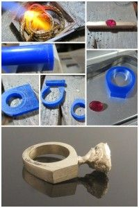 Amazing Tutorial! Create your Engagement Ring from Recycled Gold - Engagement Rings Rings
