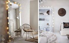 Ideas para decorar con guirnaldas luminosas | DECOFILIA.com