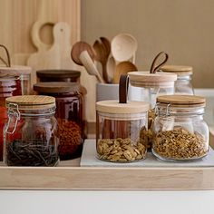 Advice, tactics, plus resource with respect to receiving the very best end result as well as coming up with the max utilization of Small Kitchen Renovation Kitchen Jars, Kitchen Decor, Kitchen Design, Kitchen Counters, Kitchen Things, Jar Storage, Food Storage, Storage Containers, Storage Ideas