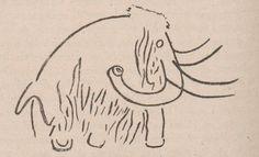 Franck Delage – Les Chasseurs de mammouths (1943)