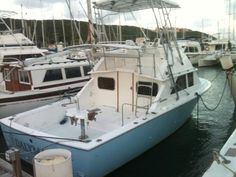 Classic Bertram 28  #sportfishing #yacht