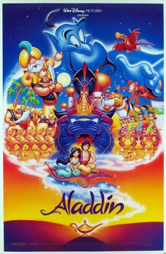 Day The first Disney film you ever saw The first Disney film I ever saw was Aladdin. I was just a baby but my mom took me when the whole family went to see it. It is one of my fav films too as I just love Aladdin. I used to watch the first and third… Disney Pixar, Walt Disney, Animation Disney, Best Disney Movies, Disney Films, Animation Film, Disney Love, Disney Magic, Disney Wiki