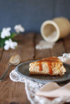 Rice pudding caramel cake (gluten free) - Tarta de arroz con leche y caramelo (sin gluten) - Dulces bocados