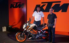 View here latest news details of Bajaj Auto to be Launches New KTM Duke 390 bike with Price 1.80 Lakh in india.