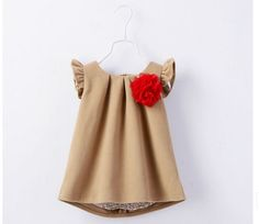 Cheap dresses to wear to a wedding for kids, Buy Quality dresses for large women directly from China clothes hanger for car Suppliers:  New fashion design! 2015 European brand baby girls dress with flower, high quality children sleeveless clothes for