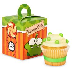 Cut the Rope Cupcake Boxes, 88049