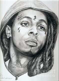 L'il Wayne by Murphy Elliott ~ traditional pencil art You are in the right place about Music Artists indie Here we offer you the most beautiful pictures about the Music Artists you are looking for Lil Wayne Children, Rapper Lil Wayne, Rap Us, Best Rapper Alive, Rapper Art, Hip Hop Art, Black Women Art, Black Art, Dope Art