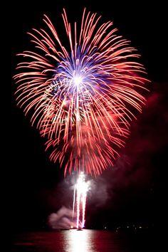 Fireworks - Incline Village, Nevada