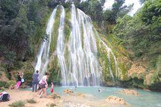 El Limon Waterfall