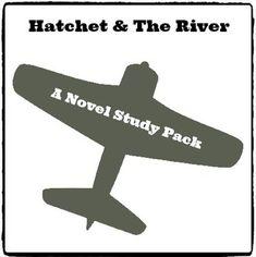 Gary Paulsen - Hatchet & The River - (Reed Novel Studies)