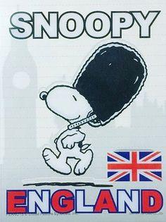Snoopy England