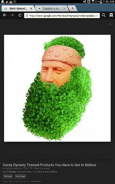 Duck Dynasty Chia Beard