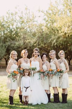 Sweet country wedding in the orchard by heather elizabeth photography. Rustic Wedding Seating, Rustic Wedding Gowns, Rustic Wedding Flowers, Wedding Pics, Wedding Trends, Wedding Styles, Dream Wedding, Wedding Ideas, Bridesmaid Flowers