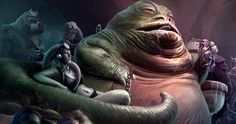 Jabba the Hutt Movie Still Part of Star Wars Spin-Offs Plans -- Lucasfilm and Disney are in early development on a Star Wars spin-off that will revolve around gangster Jabba the Hutt. -- http://movieweb.com/jabba-the-hutt-movie-early-development-lucasfilm/