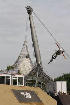 curt war da: Munich Mash im Olympiapark
