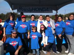 We're excited to sponsor Austin's 2013 Heart Walk for the 3rd year in a row. During the month of September, we are donating $100.00 for every car sold! Walk when you can! Drive a Honda when you can't.